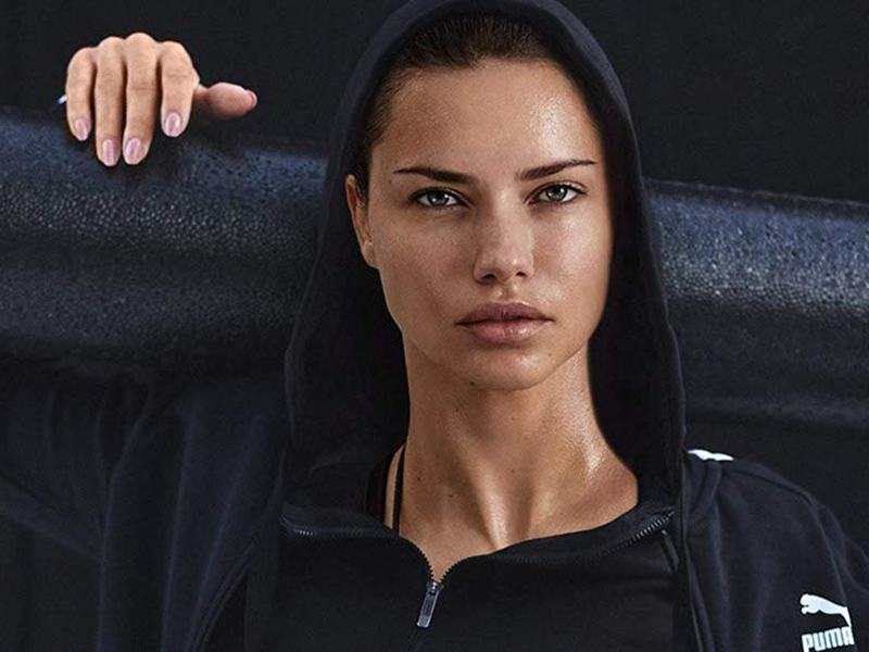 Adriana Lima's Workout Essentials