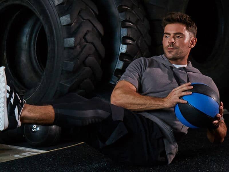 Zac Efron's Favorite Workout Essentials