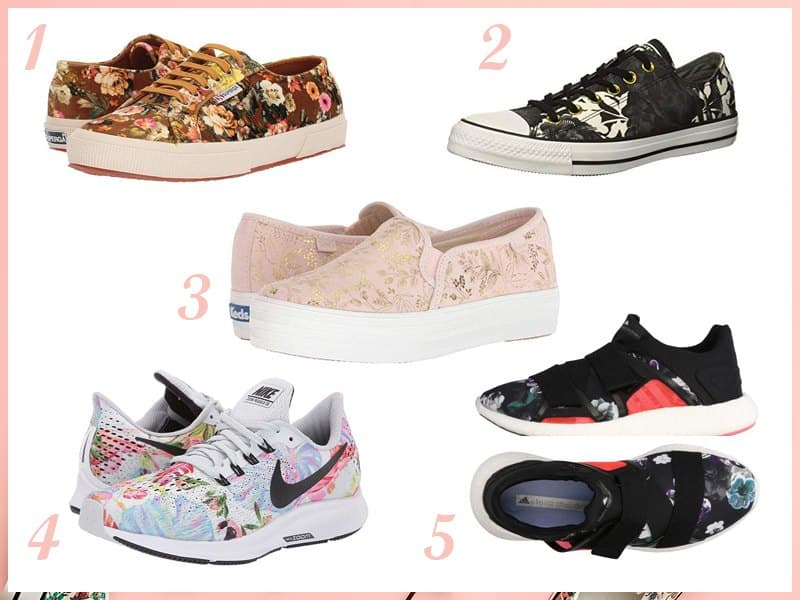 We Can't Wait for Next Season to Sport These Spring Sneakers!