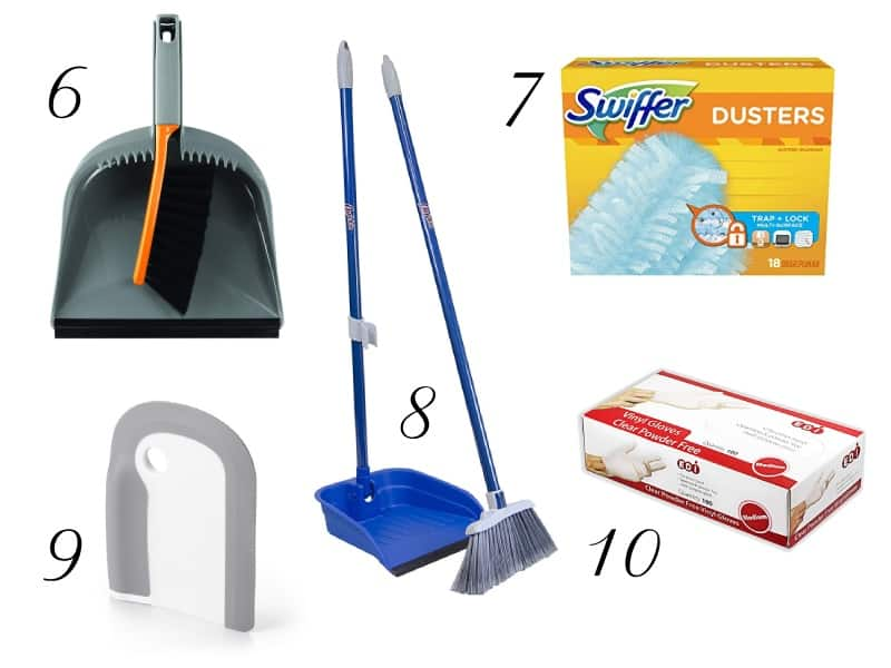 Post-St. Patrick's Day Clean Up Essentials for Tidying Up Your Home