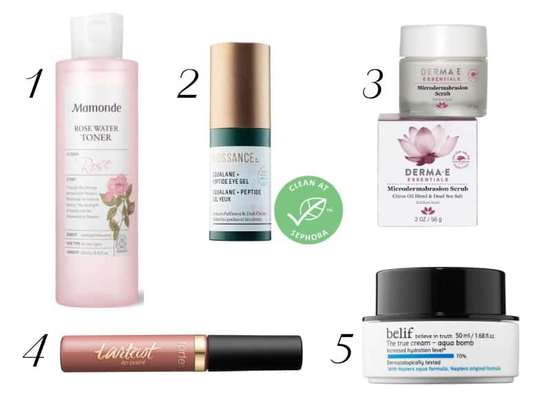 Spring Skincare and Makeup: Recommendations from Allure's March 2019 Beauty Box