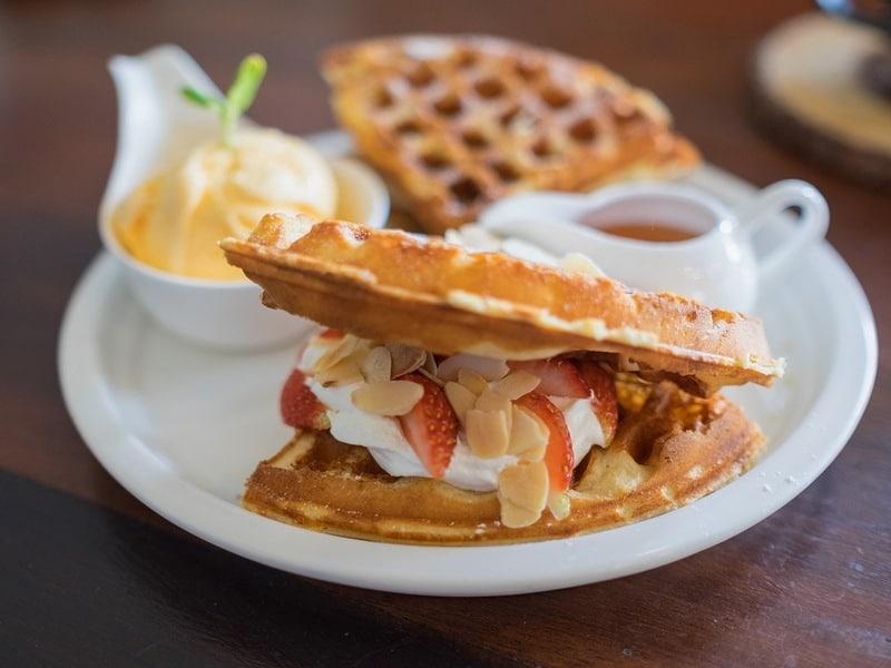 Oatmeal Nut Waffle Day: All You Need to Make the Best Oatmeal Nut Waffles