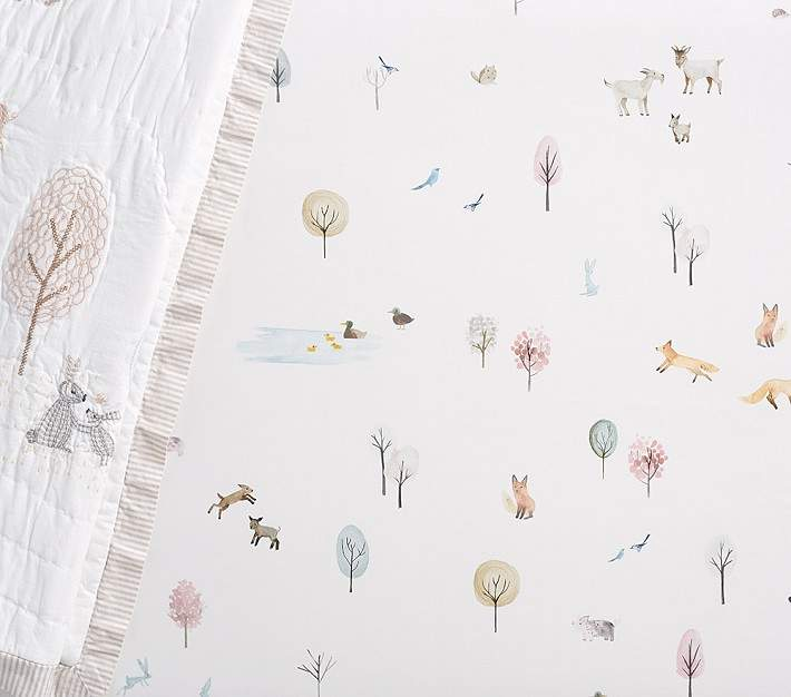 The Cutest Accessories for Your Spring-Themed Nursery