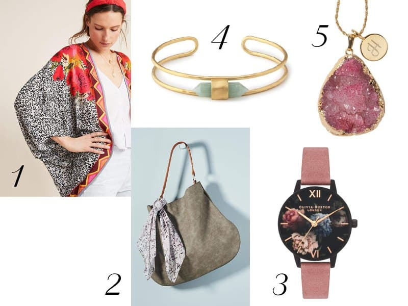Mother's Day Gift Guide: 10 Gorgeous Spring Accessories Your Mom Will Love