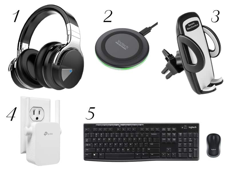 10 Best-selling Tech Gadgets and Must-haves on Amazon Right Now