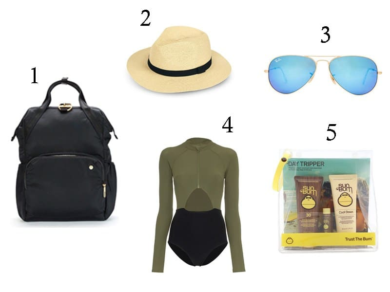 10 Must-Haves for a Worry-Free Spring Break