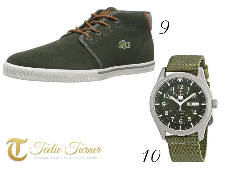 10 Stylish Men's Boots and Watches for Any Occasion