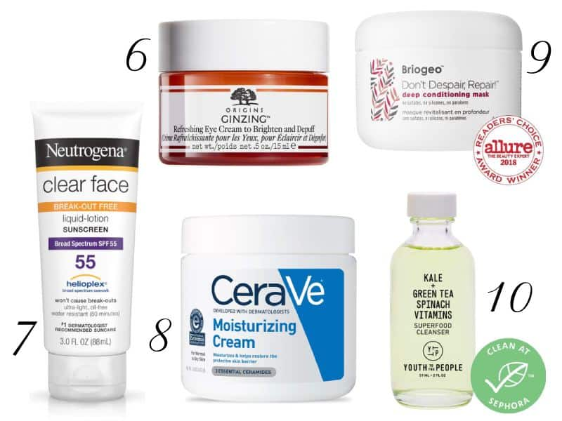 Why People Love These Products From Allure's 2019 Readers' Choice Awards