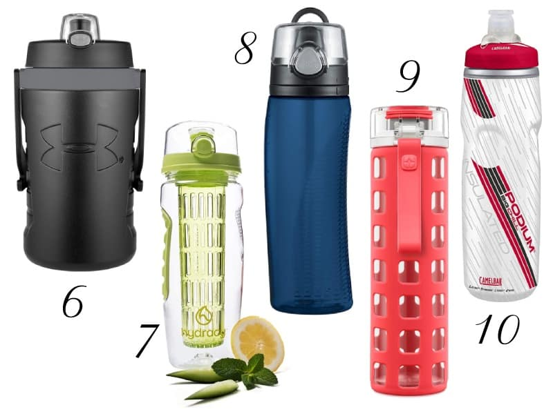 10 Best Reusable Water Bottles to Keep Hydrated This Summer