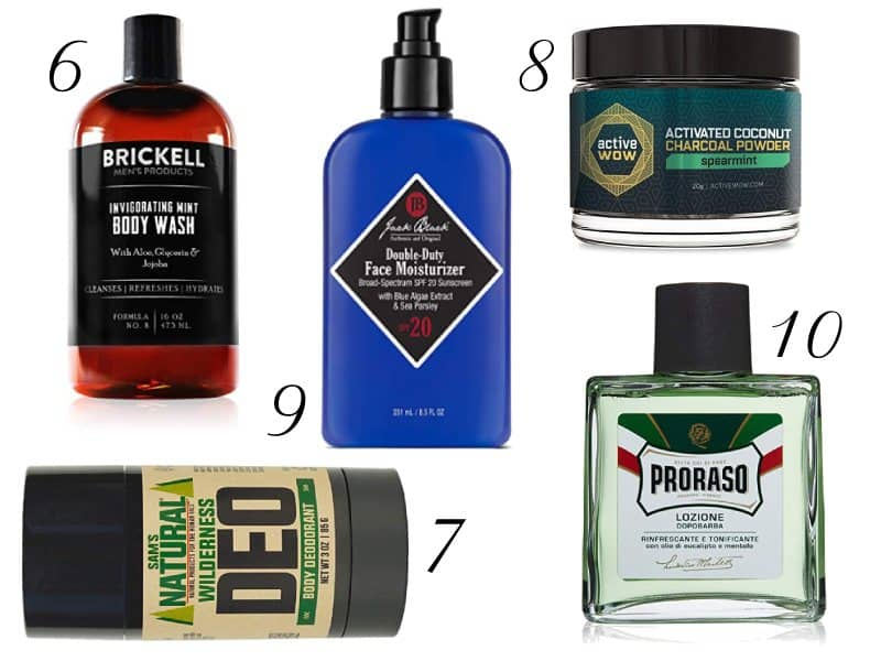National Men's Health Week: 10 Skincare and Grooming Essentials for Any Man