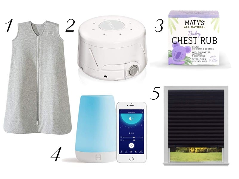 10 Best Baby Sleep Products So That Mom and Dad Can Get Some Rest Too