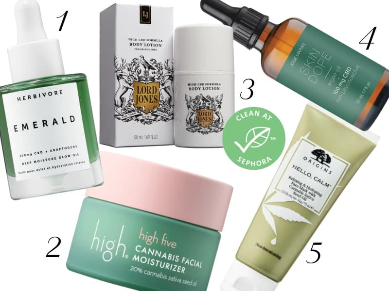Cannabis Beauty: Everything You Need to Know About CBD Skincare Products