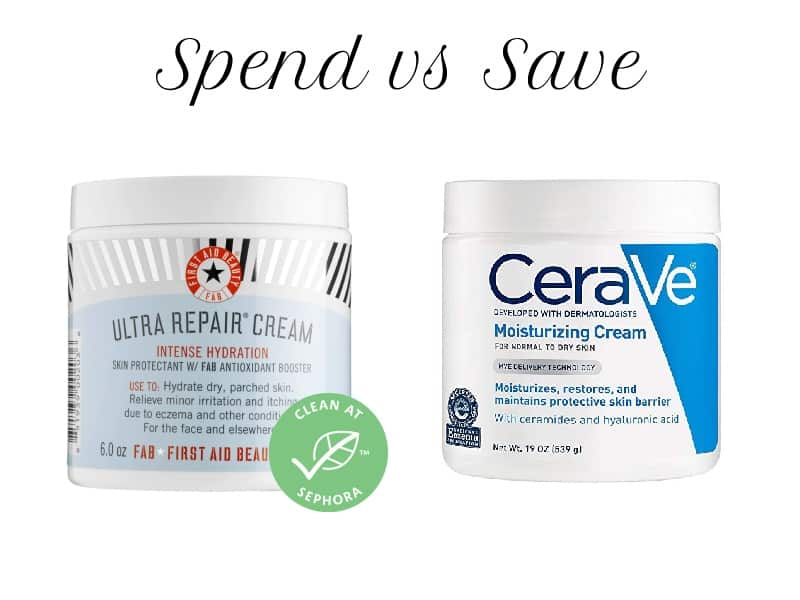 Spend vs Save: Beauty and Personal Care