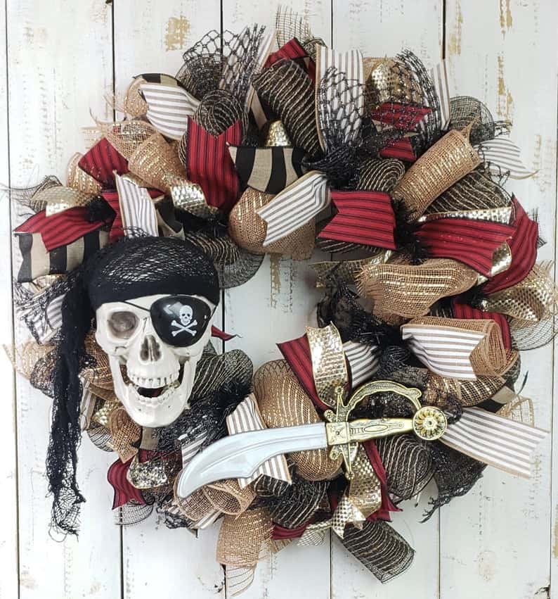 Best Halloween Wreaths for Every Type of Home