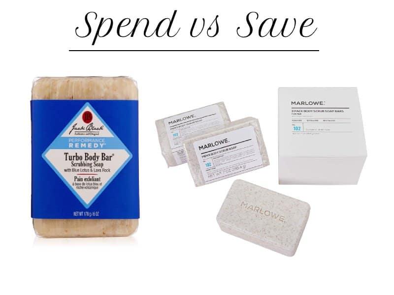 Spend vs Save: Men's Care Essentials