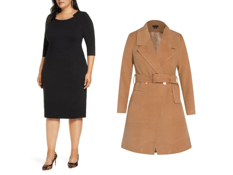 Best Plus Size Dresses for Fall at Nordstrom
