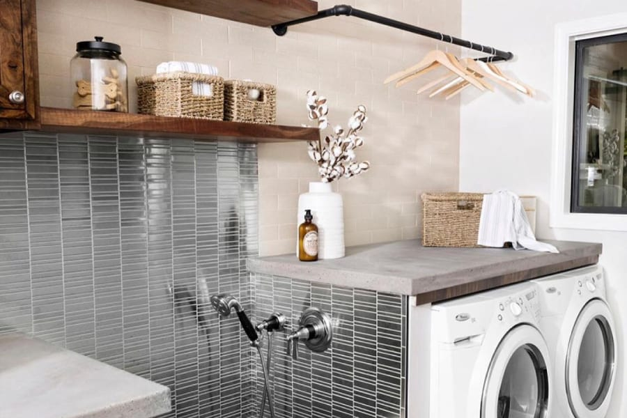 New Year 2020: How to Upgrade Your Laundry Room with These Awesome Storage Essentials
