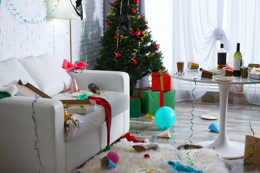 Cleaning Up After Christmas Tips and Tricks