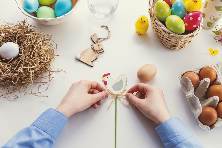 Coronavirus Safety: How to Celebrate Easter Under Quarantine