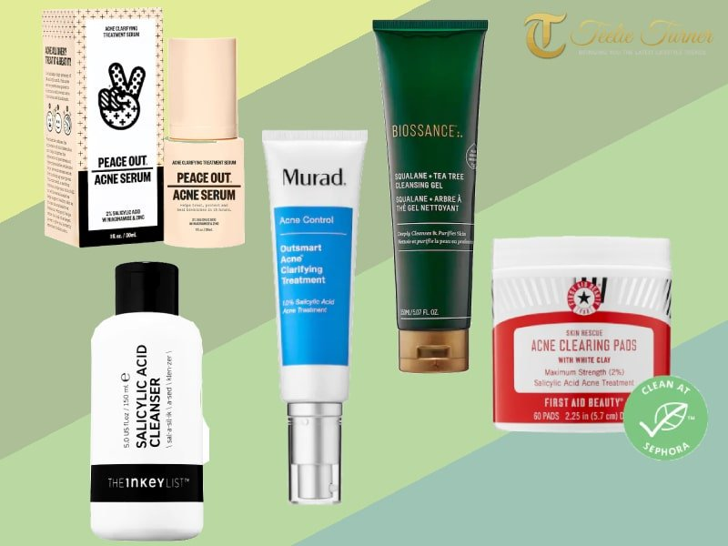 Breakouts Begone The Best Acne Products At Sephora Right Now