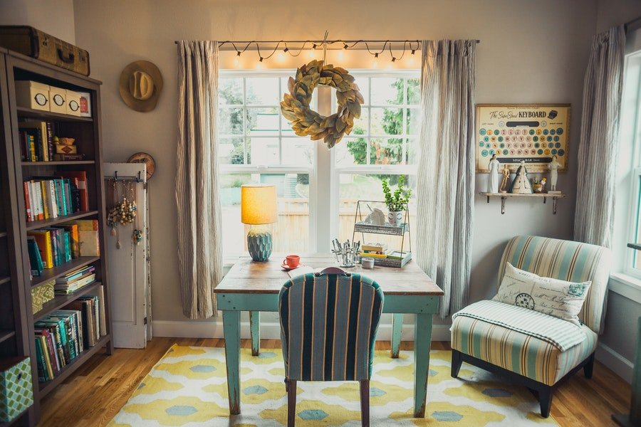 15 Tips on How to Make a Cozy Home Office
