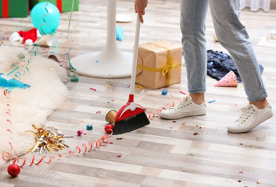 Post-Holiday Decluttering and Organizing Tips and Tricks