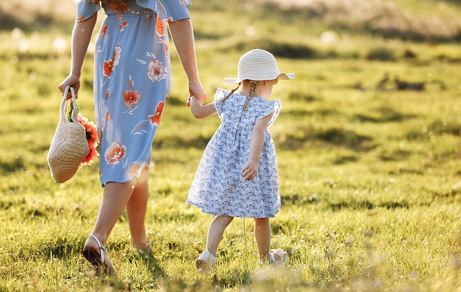 Easter Mini-Me! Easter Fashion for Moms and Kids