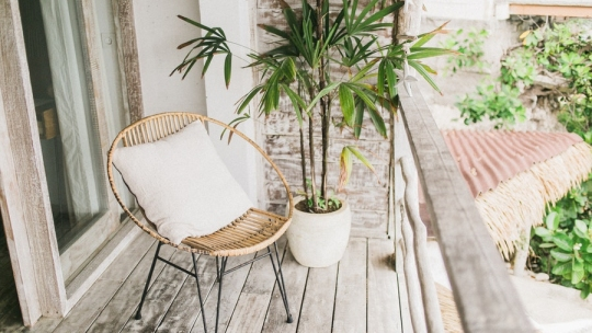 Spring/Summer 2021 Home Trend: Natural Materials