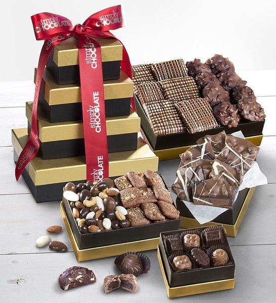 Sweetest Last Minute Father's Day Gifts for Chocolate Loving Dads