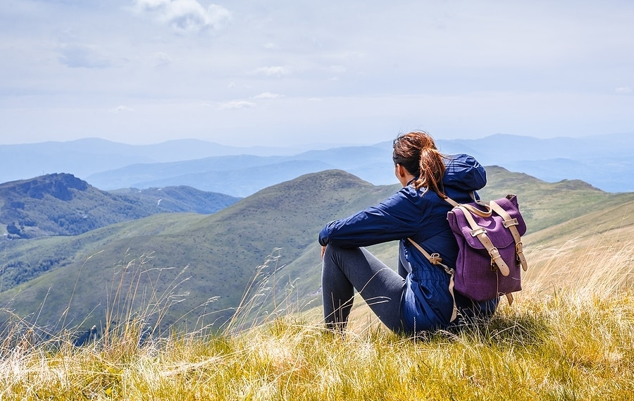 The Great Outdoors: Hiking from Summer's End Through Fall