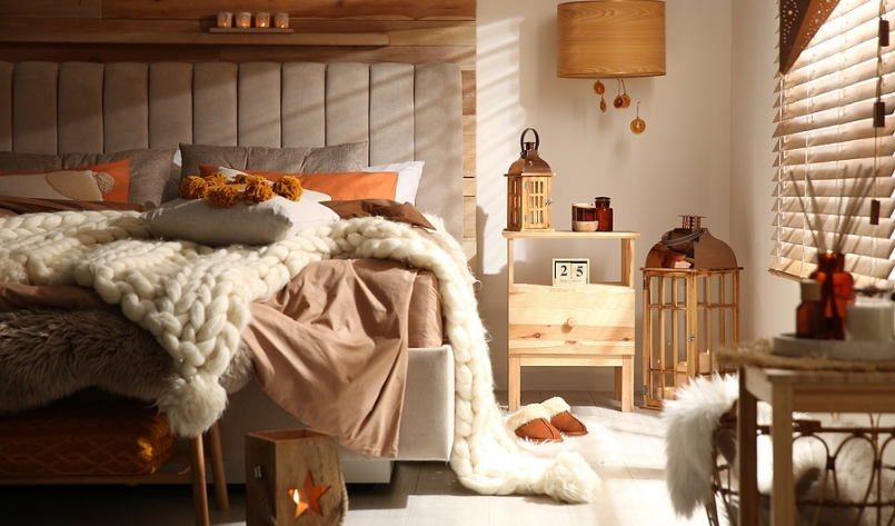 How to Create a Cozy Fall-Inspired Bedroom